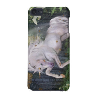 Unicorn Forest Stars Cristal Blue iPod Touch 5G Covers