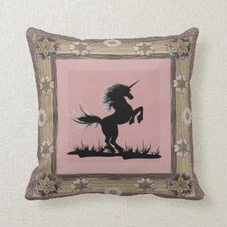 Unicorn Framed Pillow