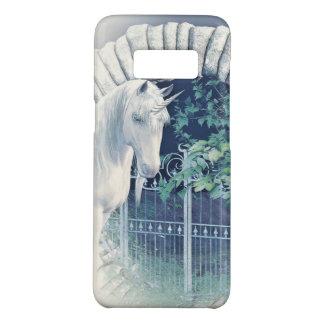 Unicorn garden Galaxy case