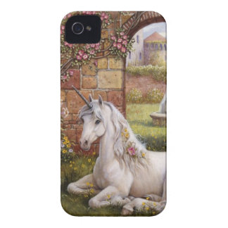 Unicorn Garden iPhone 4 Cover