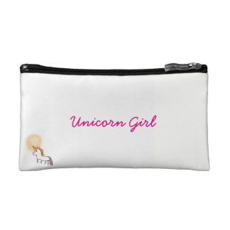Unicorn Girl Make-up Bag