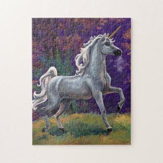 Unicorn Glade Jigsaw Puzzle