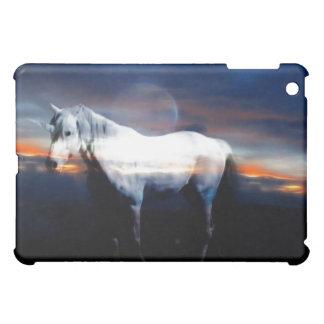 Unicorn horse case for the iPad mini