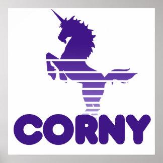 Unicorn Humor Print