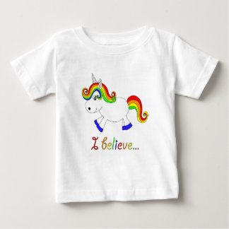 Unicorn...I believe Baby T-Shirt