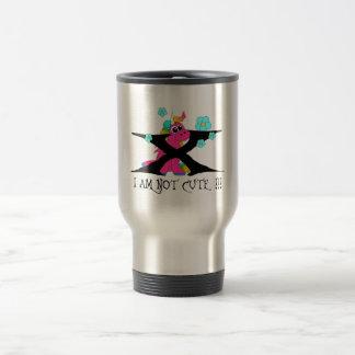 Unicorn - i to emergency cute! travel mug