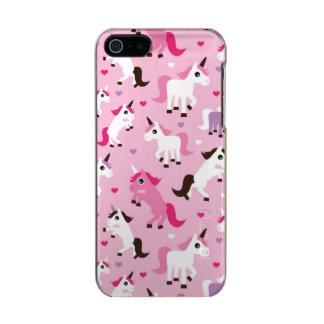 unicorn illustration kids background incipio feather® shine iPhone 5 case