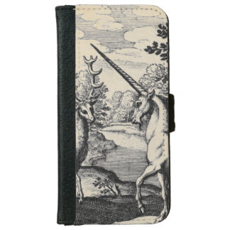 Unicorn in the Forest iPhone 6 Wallet Case