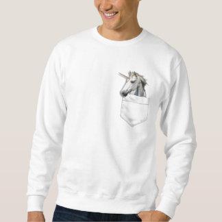 Unicorn in Your Pocket Sweatshirt