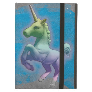 Unicorn iPad Case (Blue Nebula)