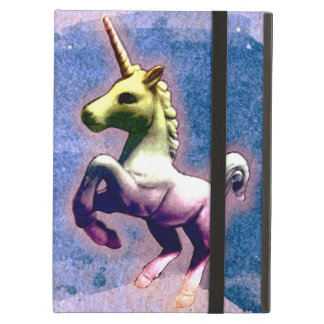 Unicorn iPad Case (Burnt Blue)