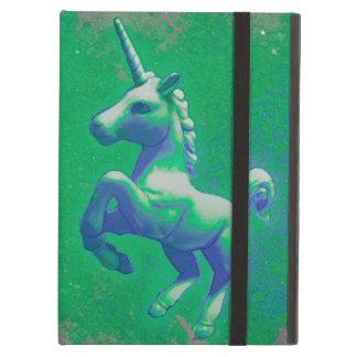 Unicorn iPad Case (Glowing Emerald)