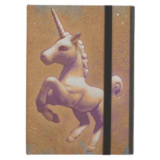 Unicorn iPad Case (Metal Lavender)