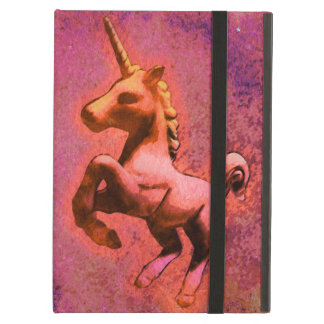 Unicorn iPad Case (Red Intensity)