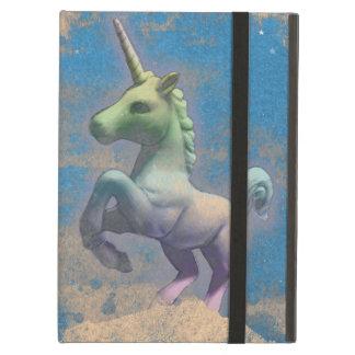 Unicorn iPad Case (Sandy Blue)