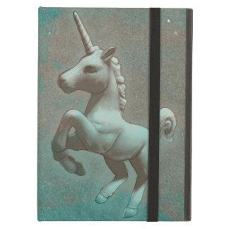 Unicorn iPad Case (Teal Steel)