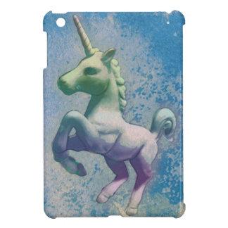 Unicorn iPad Mini Case (Blue Arctic)