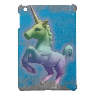 Unicorn iPad Mini Case (Blue Nebula)