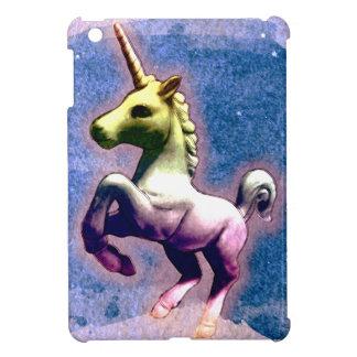Unicorn iPad Mini Case (Burnt Blue)