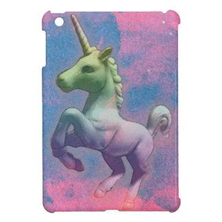 Unicorn iPad Mini Case (Cupcake Pink)