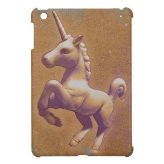 Unicorn iPad Mini Case (Metal Lavender)