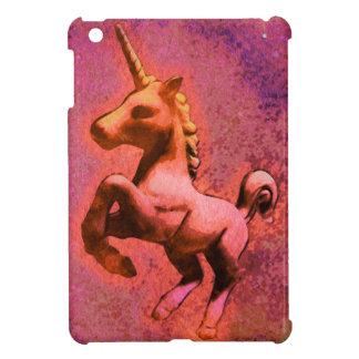 Unicorn iPad Mini Case (Red Intensity)