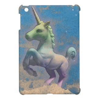Unicorn iPad Mini Case (Sandy Blue)