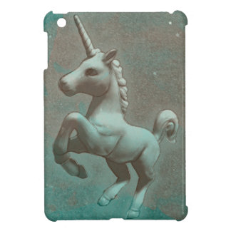 Unicorn iPad Mini Case (Teal Steel)