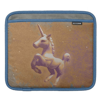 Unicorn iPad Sleeve (Metal Lavender)