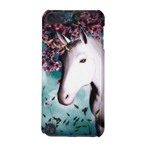 Unicorn iPhone touch Case iPod Touch (5th Generation) Cover