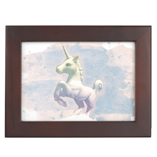 Unicorn Keepsake Box (Moon Dreams)