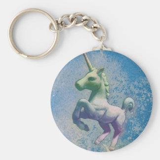 Unicorn Key Chain (Blue Arctic)