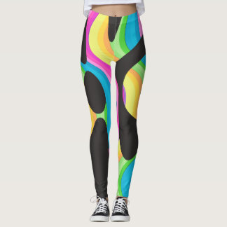 Unicorn Lava Leggings