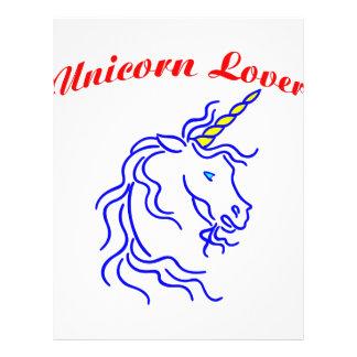 Unicorn Lover Flyers
