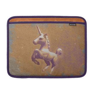 Unicorn Macbook Air Sleeve (Metal Lavender)