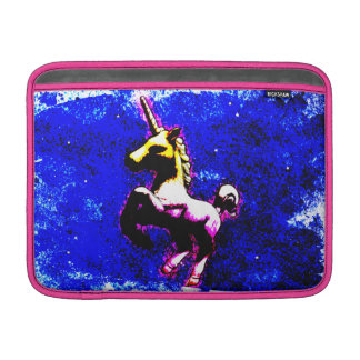 Unicorn Macbook Air Sleeve (Punk Cupcake)