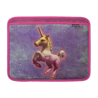Unicorn Macbook Air Sleeve (Purple Mist)