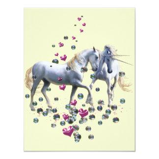 Unicorn Magic Card
