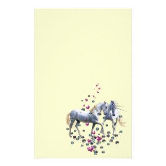 Unicorn Magic Customised Stationery