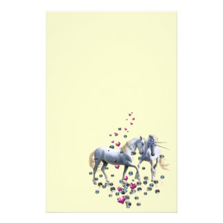 Unicorn Magic Stationery