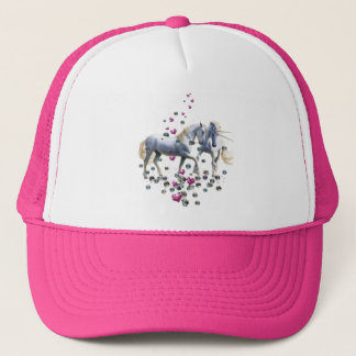 Unicorn Magic Trucker Hat