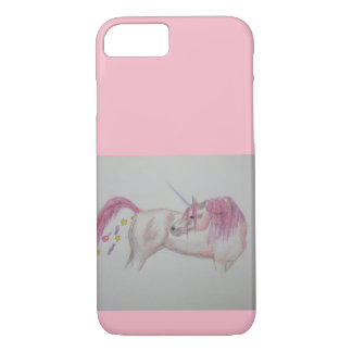 Unicorn mobile phone covering drop iPhone 8/7 case