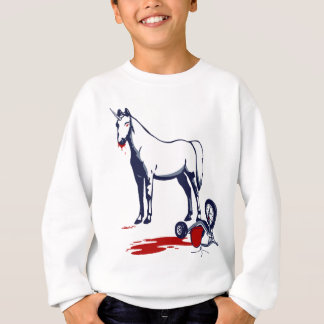 Unicorn of Death Sweatshirt