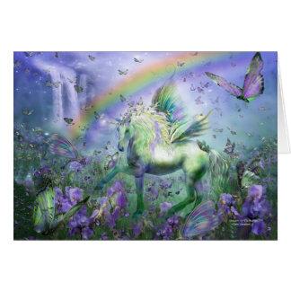 Unicorn Of The Buttys ArtCard Card