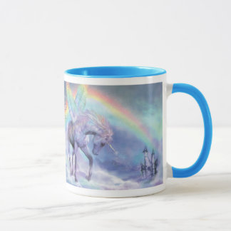 Unicorn Of The Rainbow Mug