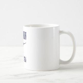 Unicorn of the Sea (Narwhal) Coffee Mug