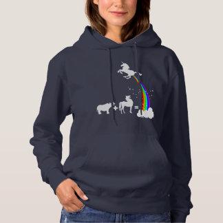 Unicorn origin hoodie