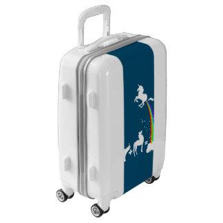 Unicorn origin luggage