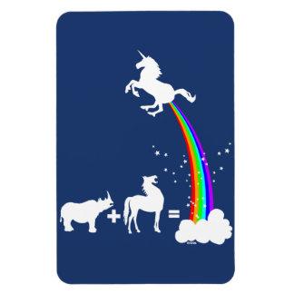 Unicorn origin magnet