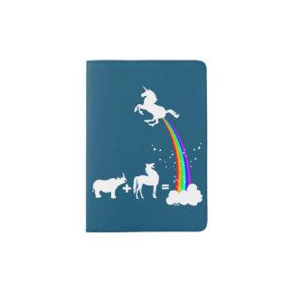 Unicorn origin passport holder